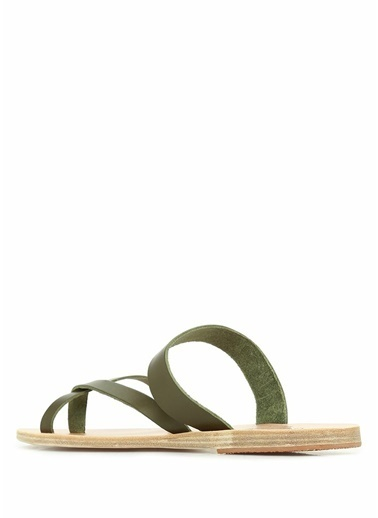 Ancient Greek Sandals Terlik Haki